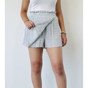 """Beachy Days"" Printed Skort"
