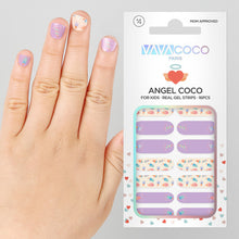 Load image into Gallery viewer, Gel Nail Stickers (Kids) - Popsicles & Ice cream