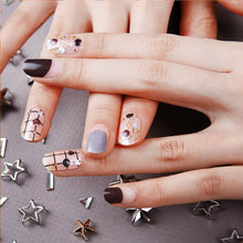 Load image into Gallery viewer, Gel Nail Stickers - Love Charms