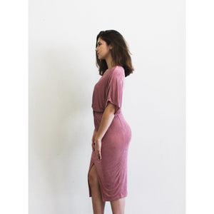 """Wrap Me Close"" Dress"