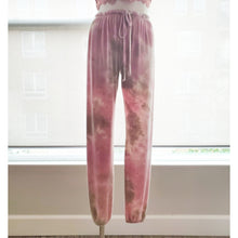 "Load image into Gallery viewer, ""Layana"" Tie-Dye Sweatpants"