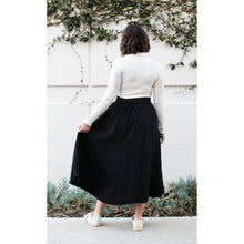 "Load image into Gallery viewer, ""Cassidy"" Midi Skirt"