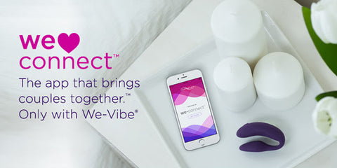 We-Vibe We Connect App