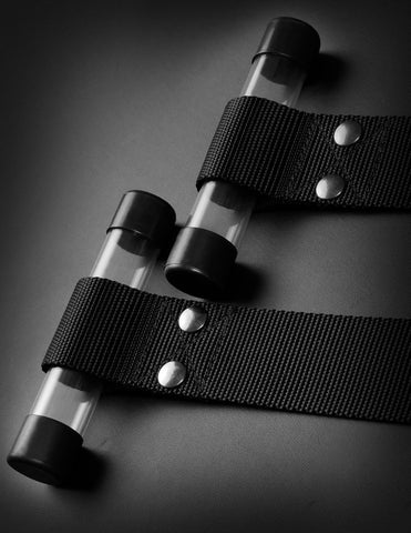 Sir Richard Command Bondage Door Cuffs Made To Play Hard