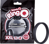 Screaming O RingO Pro XXL (Black) Super Stretchy Cock Ring With Wider Band