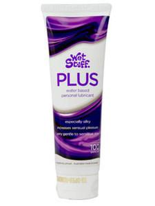 Wet Stuff Plus Water Based Lubricant 100g Tube