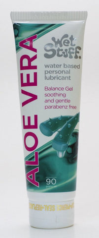 Wet Stuff Aloe Vera 90g Tube
