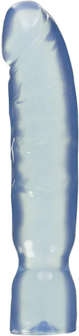 Doc Johnson Crystal Jellies 12 Inch Big Boy Dildo - Clear