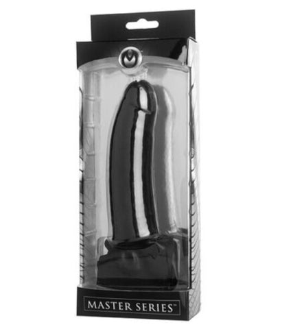 Master Series Face Fuck Face Strap-On Dildo Black