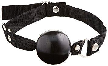 Fetish Fantasy Limited Edition Beginners Ball Gag - Black
