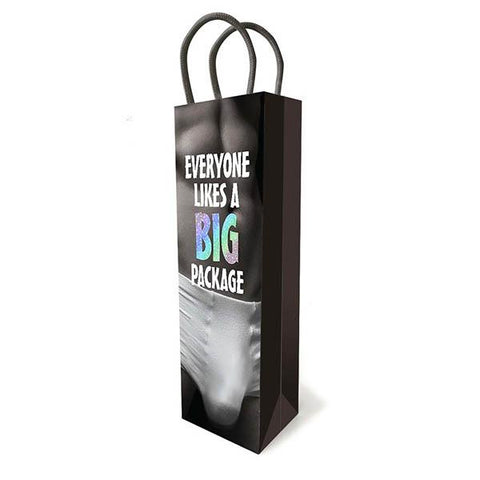 Everyone Likes A Big Package - Gift Bag