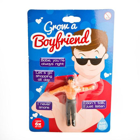 Grow A Boyfriend - Why Find A Boyfriend When You Can Grow One