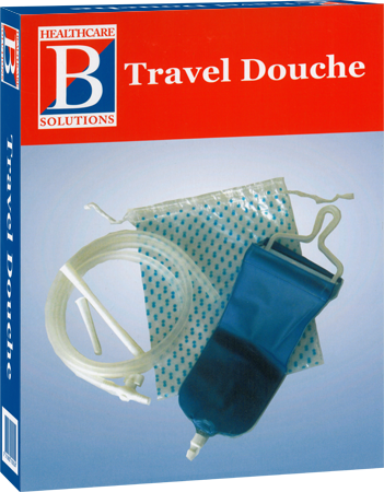 Healthcare B Soluctions Travel Douche