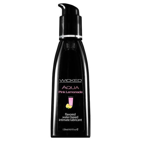 Wicked Aqua Pink Lemonade Lubricant 120ml
