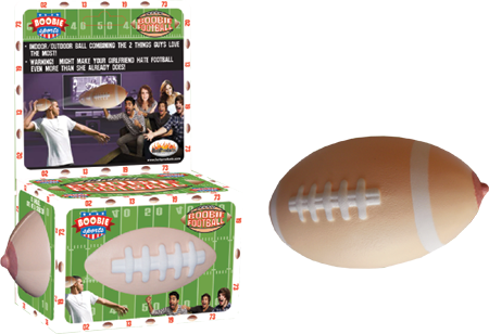 Hott Products Boobie Football