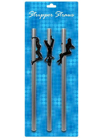 Stripper Straws Party Accessory - Female Great for Bucks Nights
