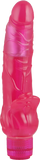 H20 Viking Waterproof Multi Speed Vibrator -  Pink 8""