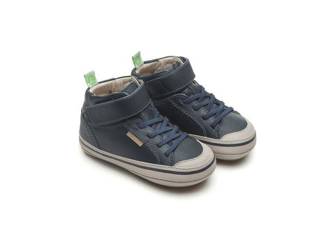 Tip Toey Joey - Alley Shoes (Navy / Pumice)