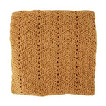Load image into Gallery viewer, OB Designs - Cinnamon Handmade Crochet Baby Blanket