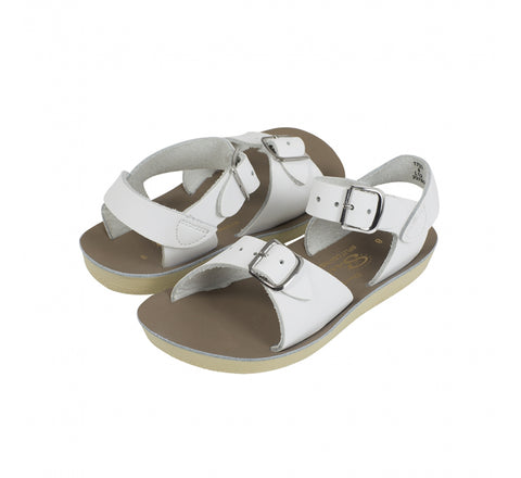 Salt Water Sandals - Surfer (White)