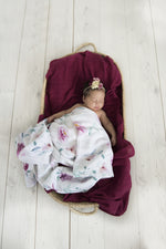 Load image into Gallery viewer, Snuggle Hunny Kids - Wanderlust Organic Muslin Wrap