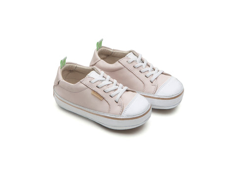 Tip Toey Joey - Funky Sneakers (Cotton Candy / White)