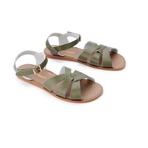 Salt Water Sandals - Originals (Olive)