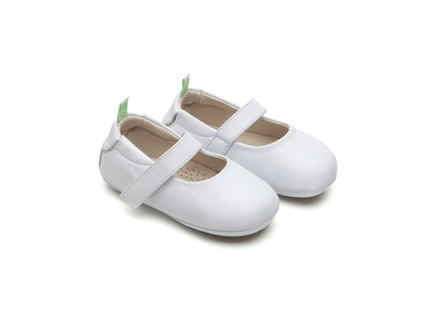 Tip Toey Joey - Mary Janes Shoes Dolly (White)
