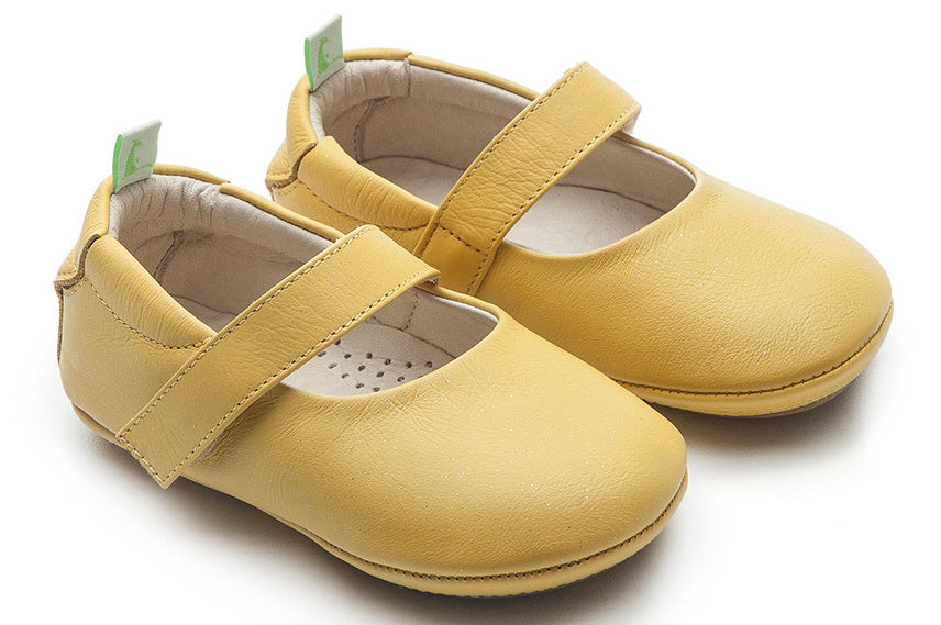 Tip Toey Joey - Mary Janes Shoes Dolly (Sunflower Pearl)