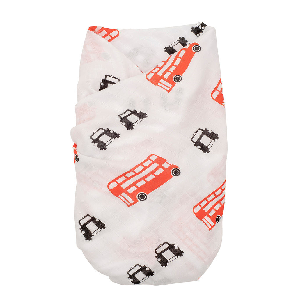 Proud Baby - London, Baby. Yeah! British Muslin Swaddle