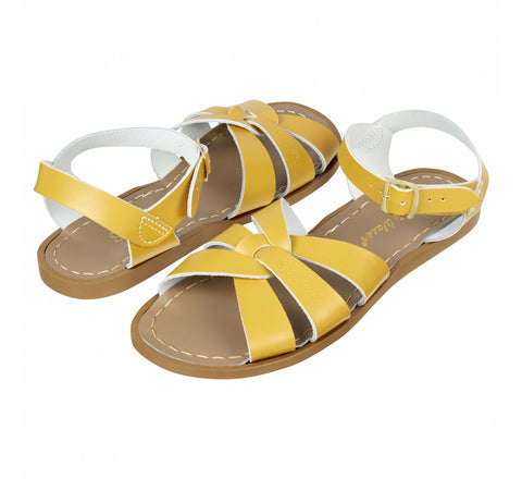 Salt Water Sandals - Original (Mustard)