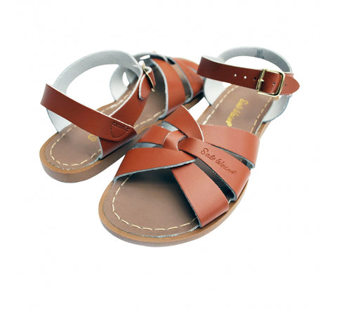 Salt Water Sandals - Original (Tan)