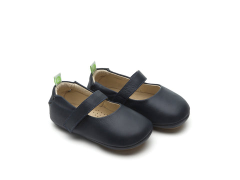 Tip Toey Joey - Mary Janes Shoes Dolly (Navy)