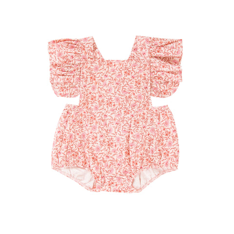 Peggy - Catherine Playsuit Boho Floral