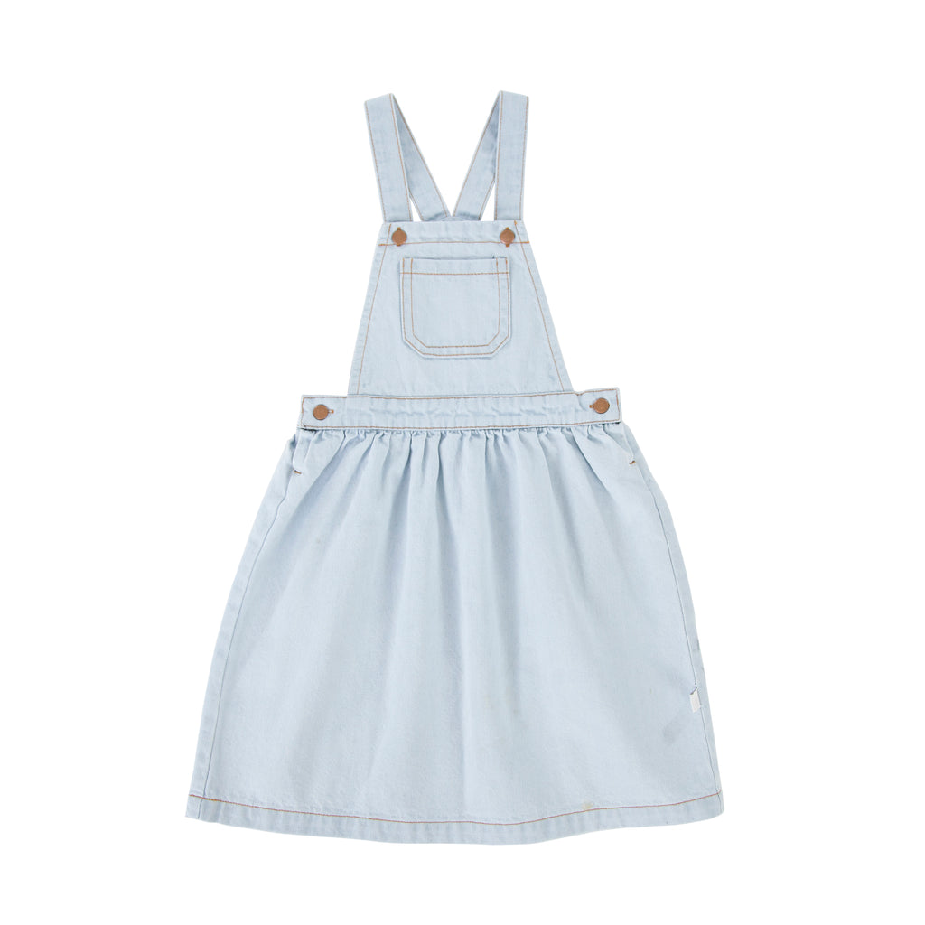 Peggy - Holly Pinafore Denim