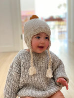 Load image into Gallery viewer, Acorn - Sunrise Beanie Oatmeal