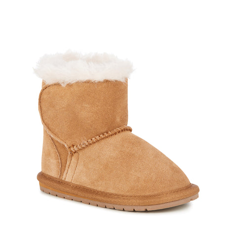 EMU Australia - Toddle Babies Deluxe Wool Boot (Chesnut)