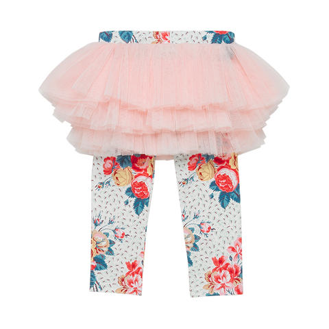 Rock Your Baby - Antique Chintz Baby Circus Tights