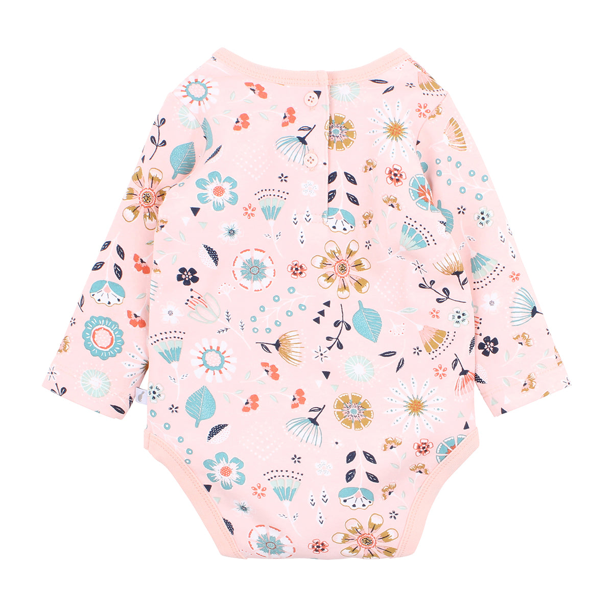Fox & Finch - Winter Garden Flower Bodysuit