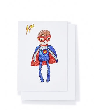 Nanahuchy - Super Boy Gift Card