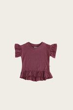 Load image into Gallery viewer, Jamie Kay - Eden Top (Pink Raspberry)