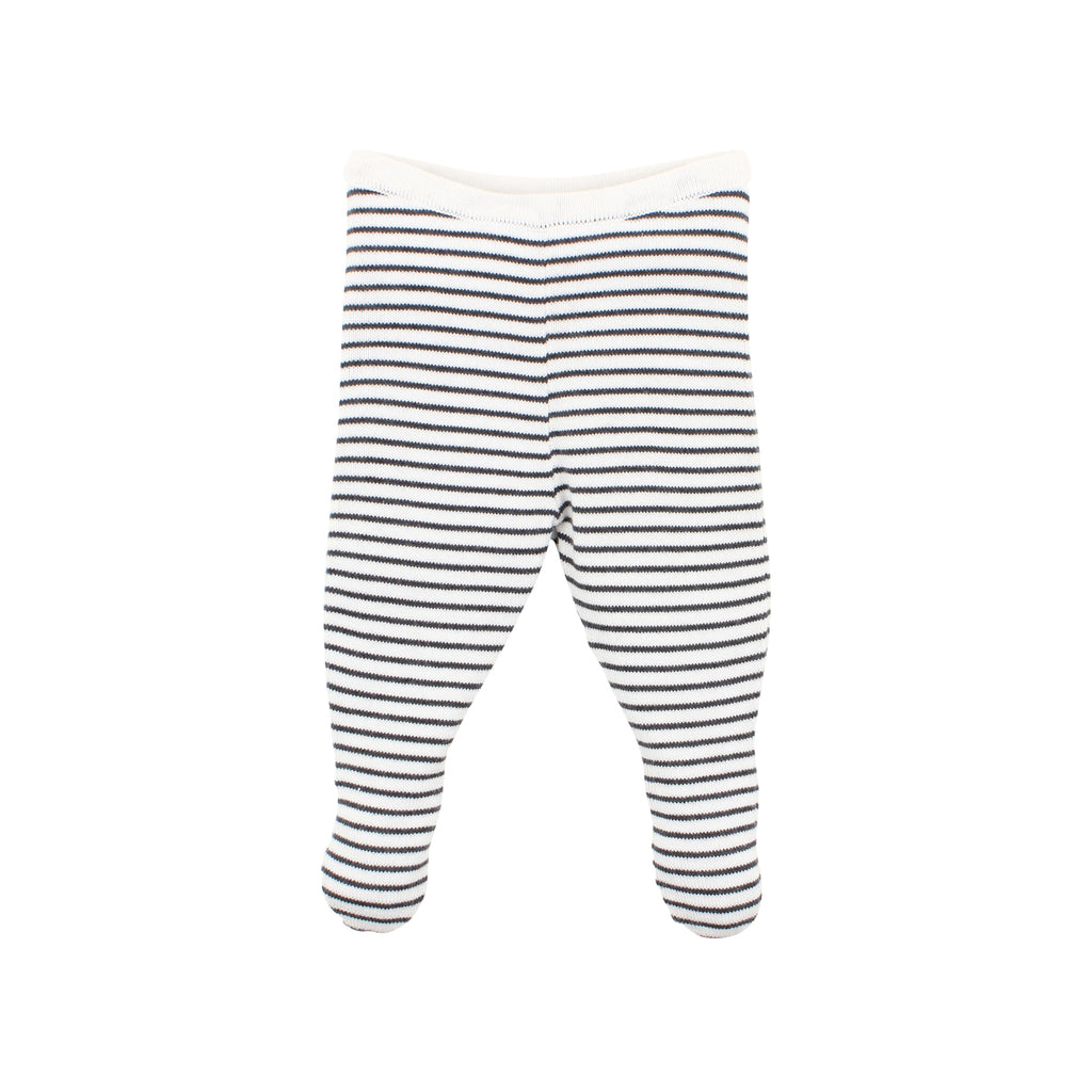 Bebe - Sheep Stripe Knitted Pant