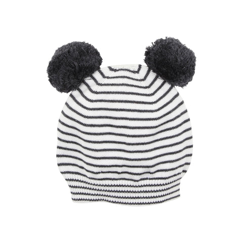 Bebe - Sheep Stripe Beanie