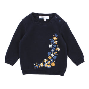 Bebe - Tilly Jumper With Flowers