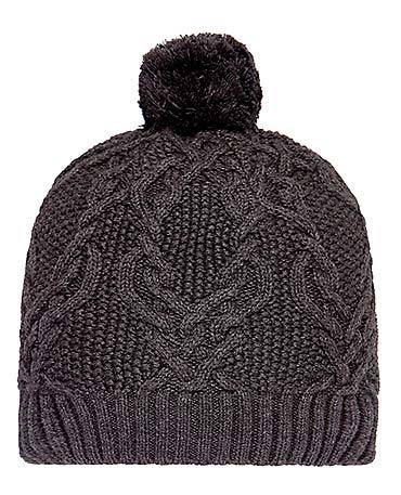 Toshi - Organic Beanie Bowie (Charcoal)