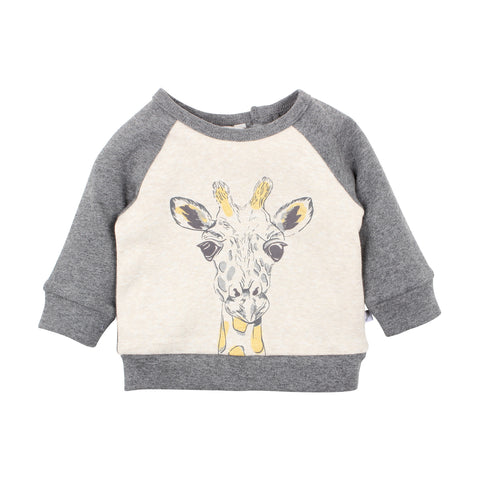 Fox & Finch - Savannah Giraffe Tee