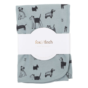 Fox & Finch - Watch Dog Bunny Rug