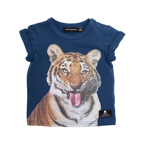 Rock Your Baby - Be Wild And Free T-Shirt