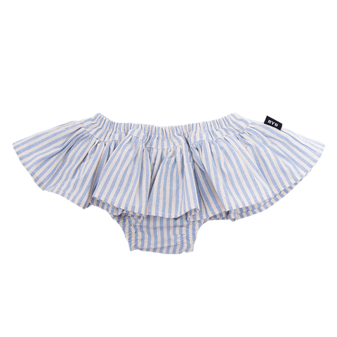 Rock Your Baby - Blue Stripe Bloomer