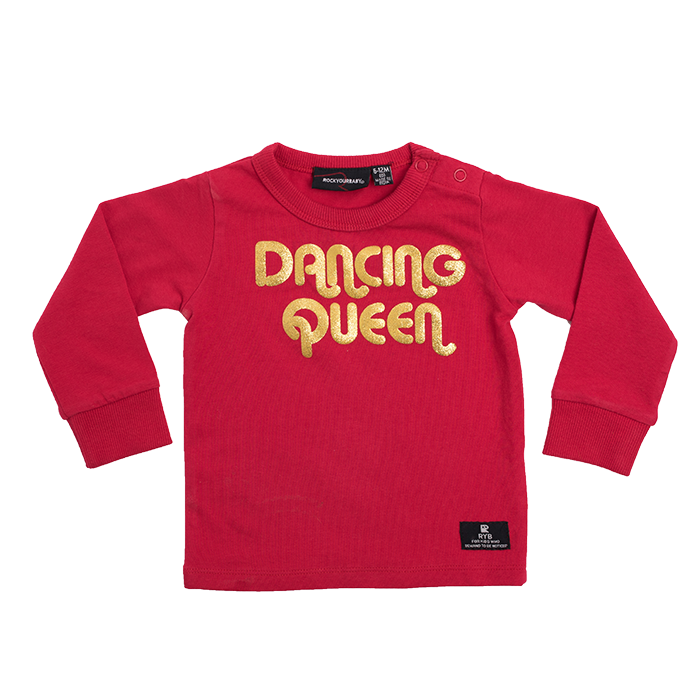 Rock Your Baby - Dancing Queen Long Sleeve T-Shirt